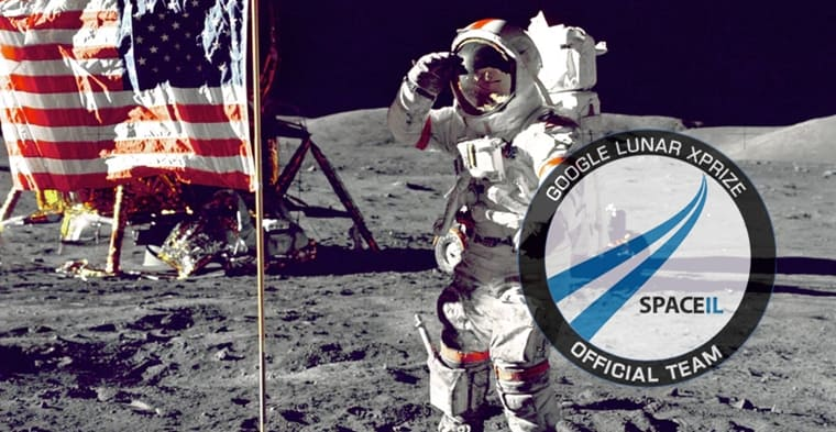 Israel se será el cuarto país del mundo en llegar a la luna! (Video de Domingo)