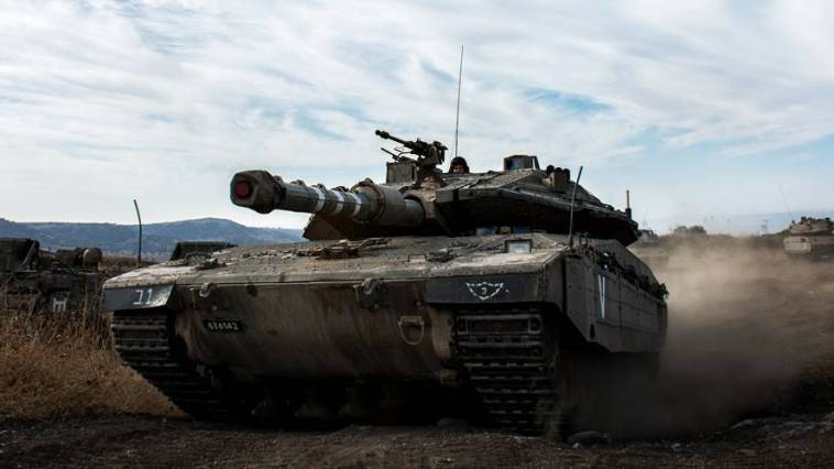 tanque Markava