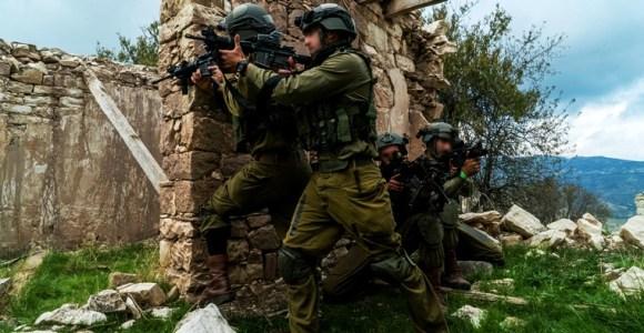 fuerzas especiales de Israel