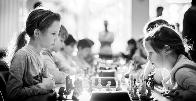 campeones de ajedrez