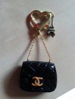 Borsetta Chanel porta chiavi