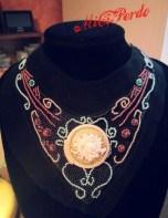 Girocollo Embroidery