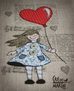 Crisdemarchi Atelier - Borsa Love