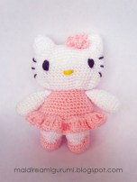 Mai dire Amigurumi - Hello Kitty