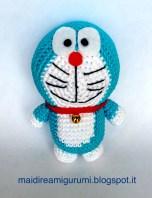 Mai dire Amigurumi - Doraemon