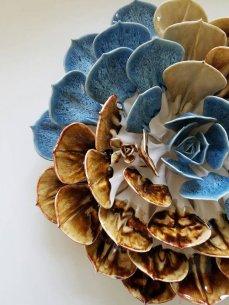 Owen Mann - Porcellana blu e ambra
