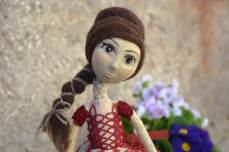 Pupillae Art Dolls - Bambola artistica Giulietta