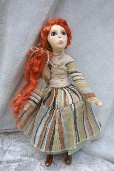 Pupillae Art Dolls -Bambola d'artista ispirata al bosco,