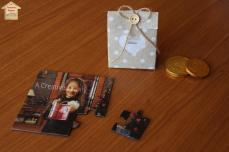 A Creative Family - Sacchetto regalo e Puzzle