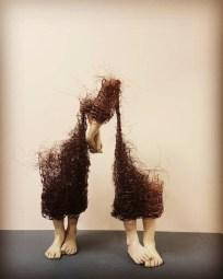 Lene Kilde - Sculpture insieme