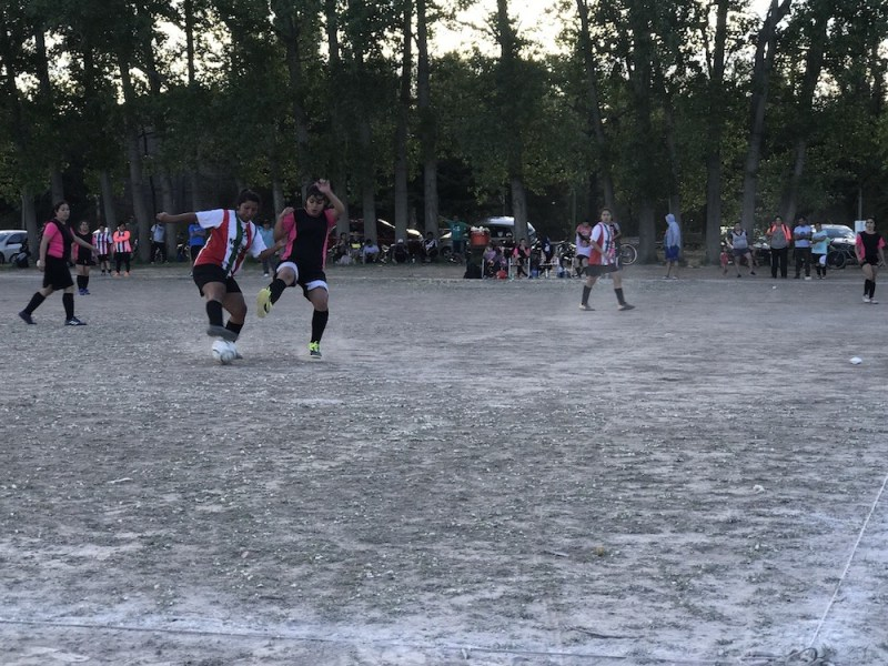 Arranca otra fecha del Fútbol Femenino en Regina