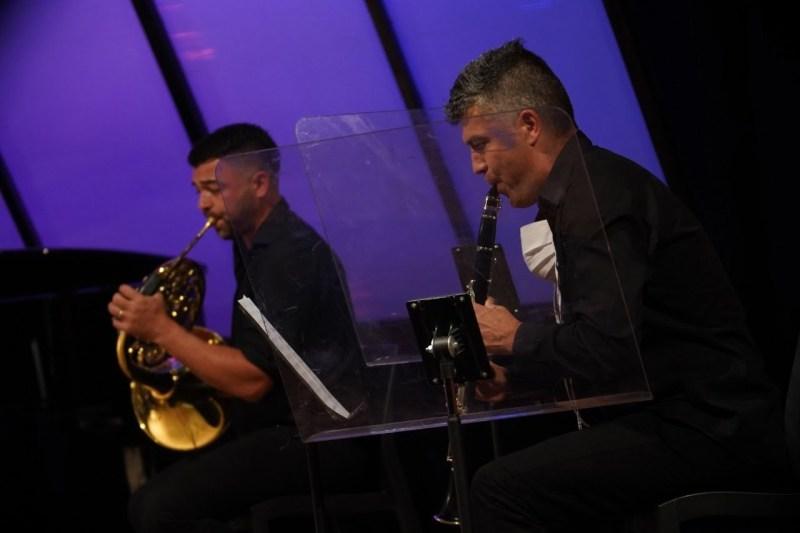 'Quinteto de vientos' en el Galpón de las Artes