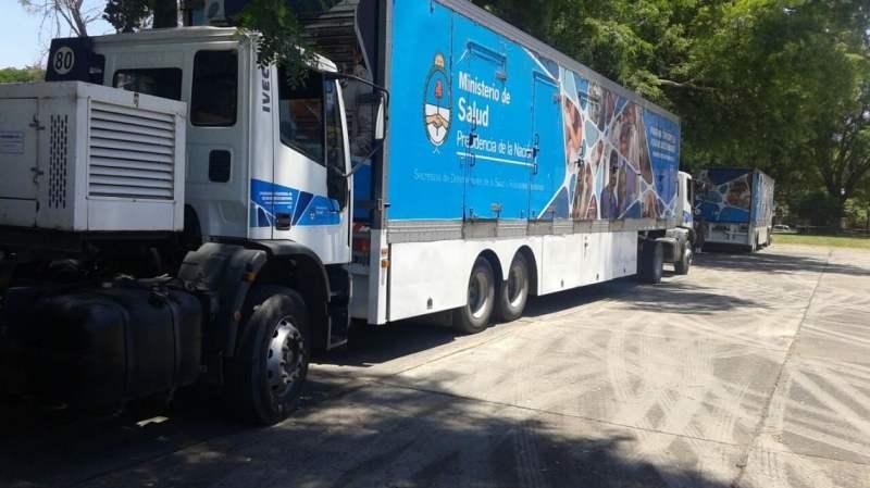Quedan sin efecto los turnos de los camiones sanitarios