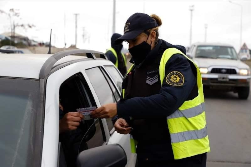Tras las nuevas medidas, se coordinó controles con Policía
