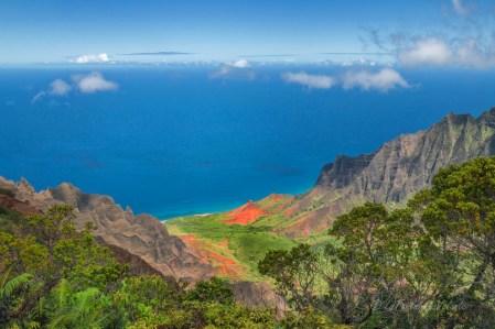 viaggio alle Hawaii Na Pali
