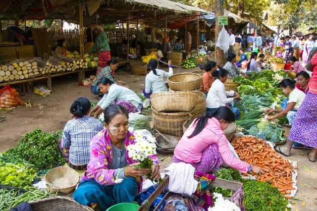Maynmar mercato