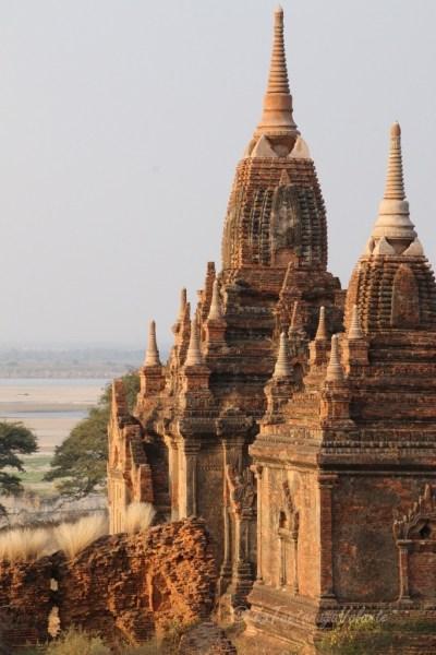 Myanmar pagoda a Bagan