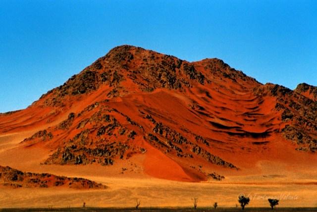 Viaggio in Namibia dune di Sesriem