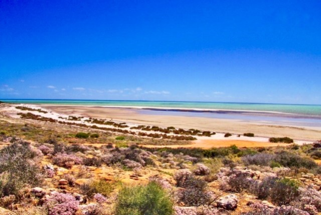 Western Australia, Big Lagoon