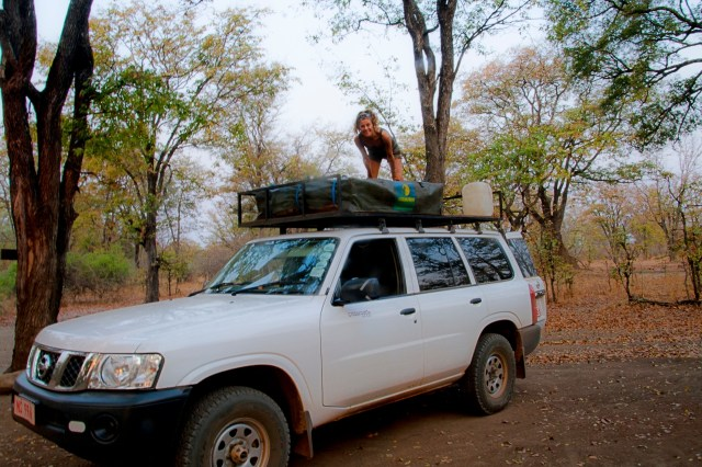 campeggio Africa, camping ground Malawi