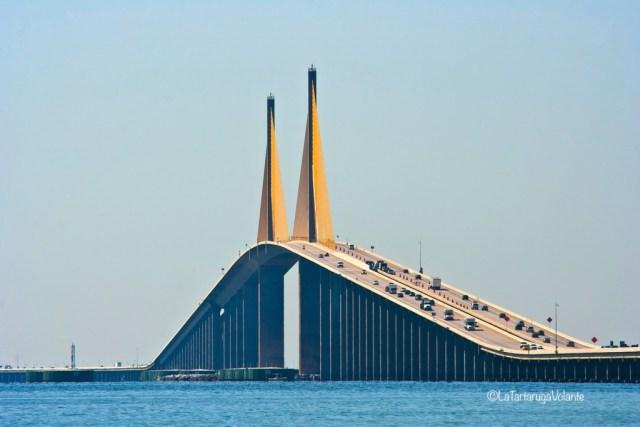Florida, il fantastico ponte a Tampa