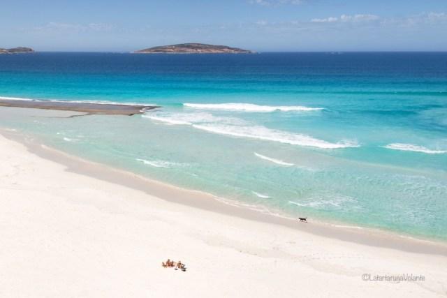 western australia, epserance beach