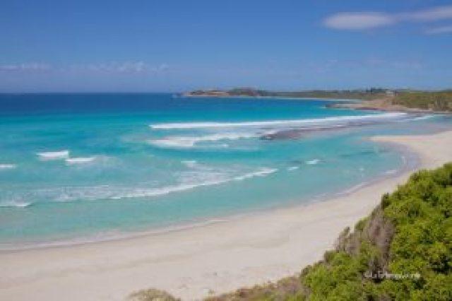western australia sud, spiaggia incontaminata
