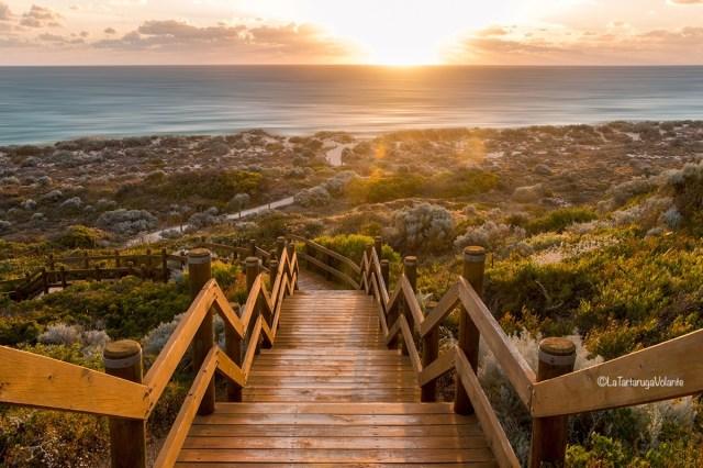 vedere il Western Australia, spiaggia di Yanchep