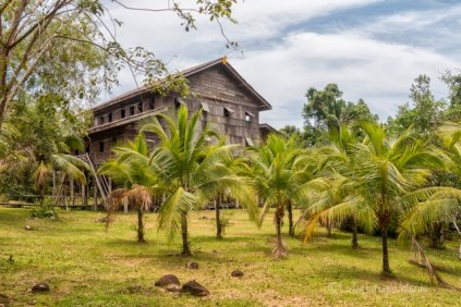 Borneo, Batang Ai