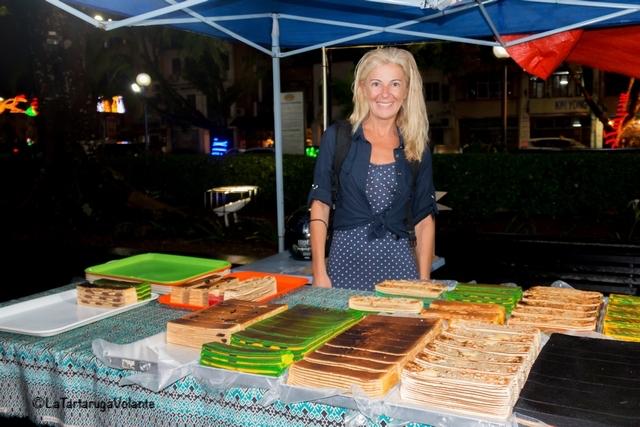 Borneo, io e i kake lapis