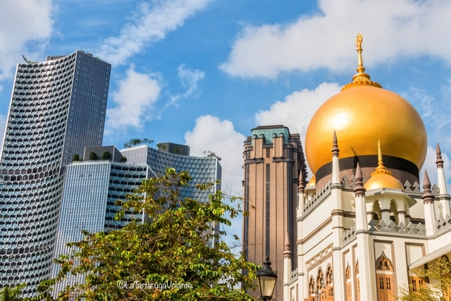 Singapore, Moschea del Sultano