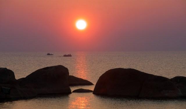 Malawi, luna piena