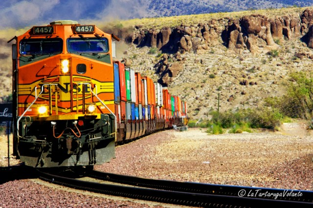 auto o treno, arizona, kingman