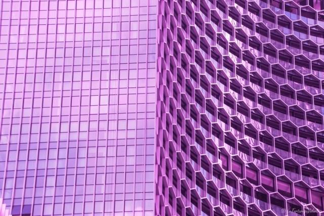 Metropolitana Singapore, particolare di palazzo