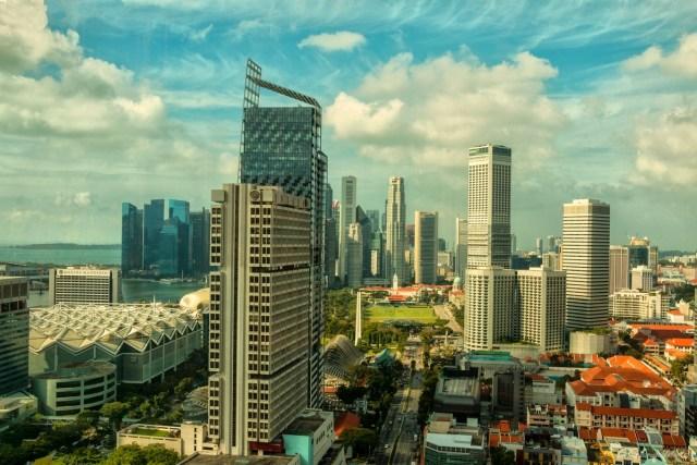 Metropolitana Singapore, copre tutta la citta