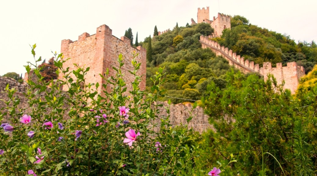 Marostica, castello superiore