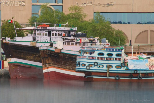 Dubai, barche