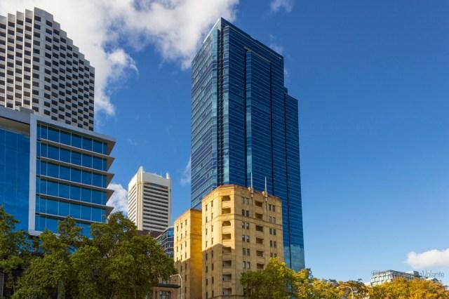perth grattacielo e palazzo