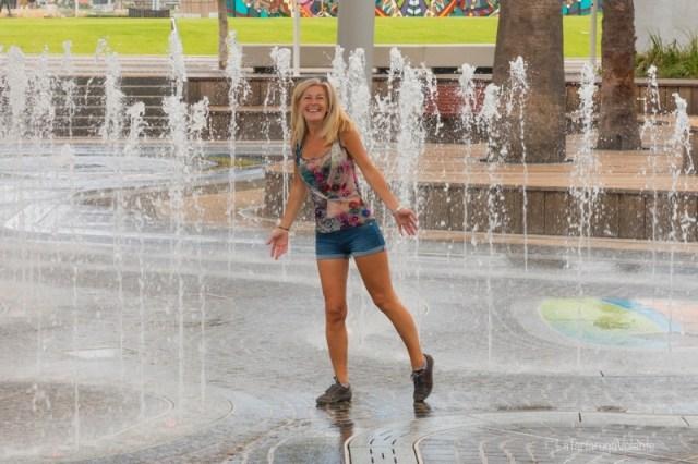 perth piazza fontane