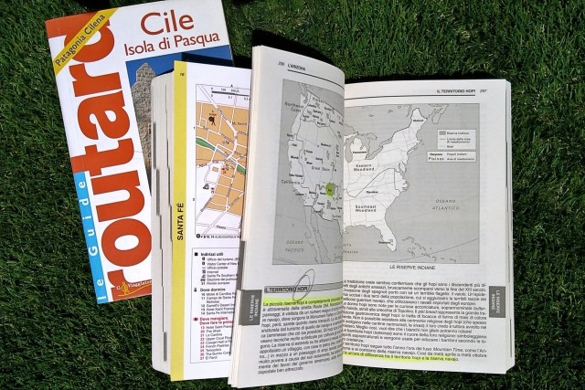 Guide turistiche, pagine di Routard