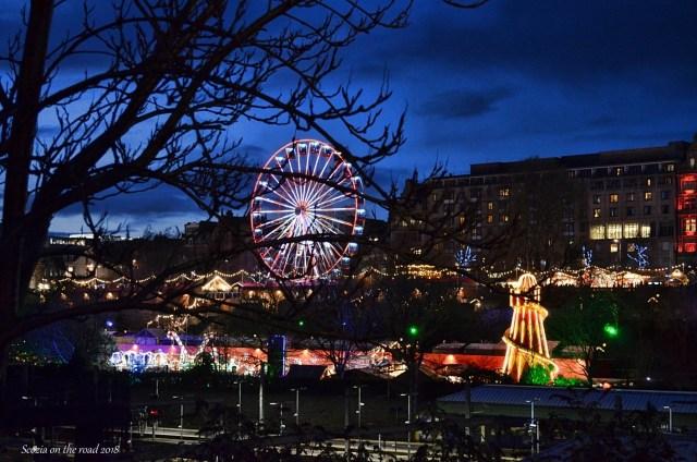Natale nel Mondo, Scozia