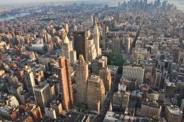New York dall Empire al tramonto