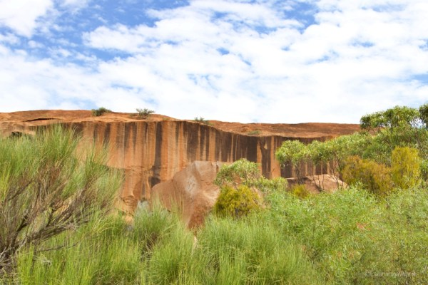 baladije rock, lake ballard e goldfields region