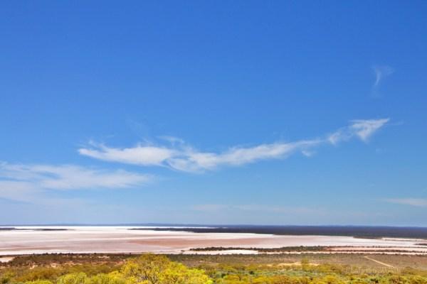 kambalda lake e freccia, lake ballard e goldfields region