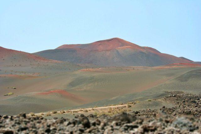 Curiosità su Lanzarote, paesaggio lunare