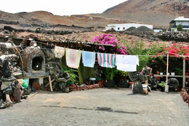 Lanzarote, scorcio di casa