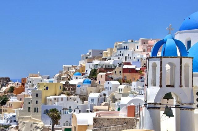 organizzare un viaggio a Santorini- Imerovigli