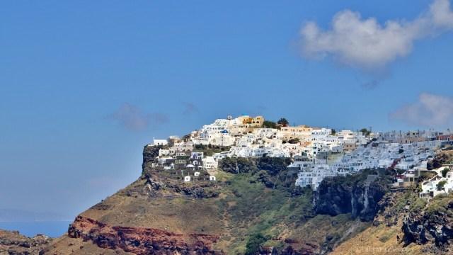 Santorini e Fira