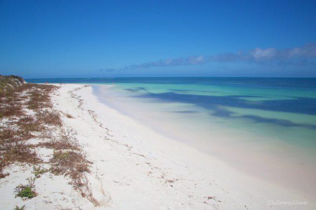 spiaggia incantevole Hangover