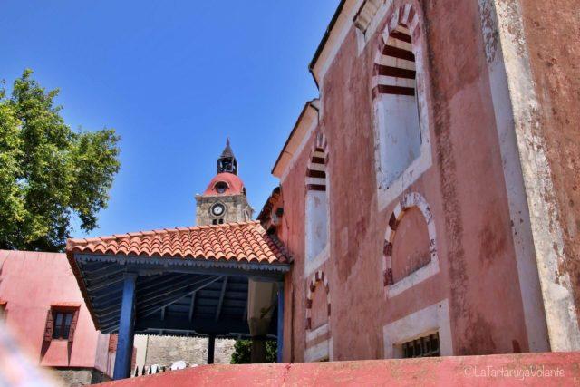 La Moschea a Rodi
